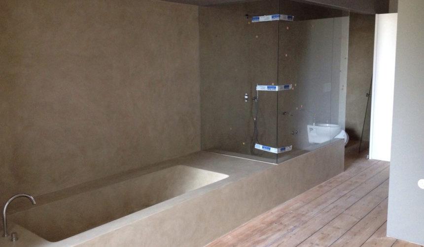 Microcemento | Cemento Alisado:  baños
